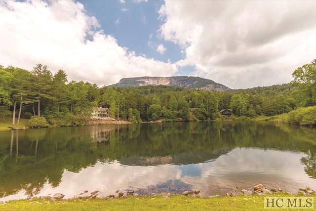 156 Trailblazer Lane, Cashiers, NC 28717 (MLS #87766) :: Berkshire Hathaway HomeServices Meadows Mountain Realty