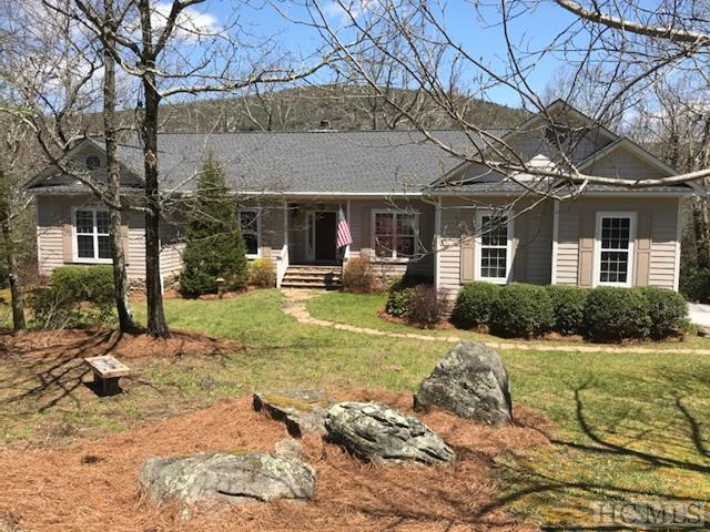28 King Mountain Trail, Highlands, NC 28741 (MLS #88007) :: Landmark Realty Group