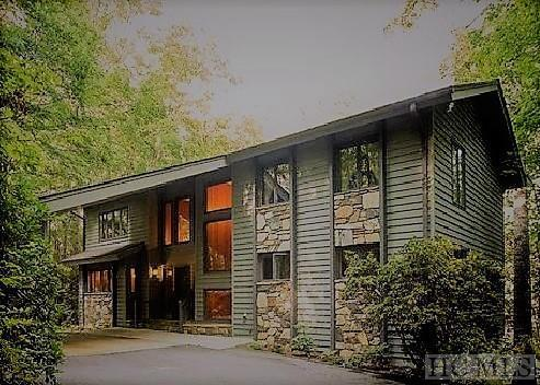 271 North Club Blvd, Lake Toxaway, NC 28747 (MLS #88603) :: Berkshire Hathaway HomeServices Meadows Mountain Realty