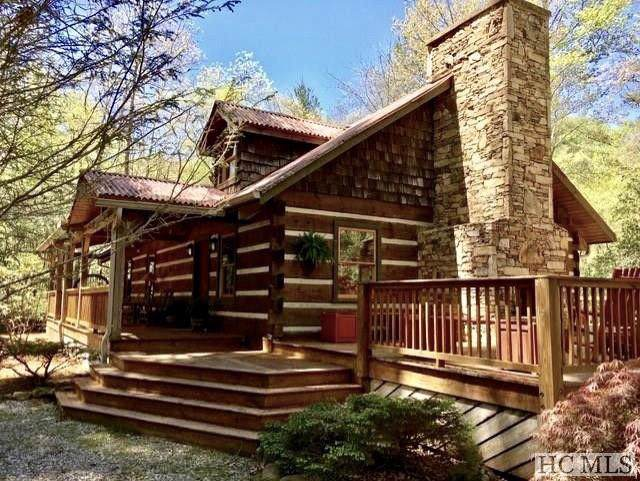 140 Timber Ridge Drive, Cashiers, NC 28717 (MLS #92018) :: Pat Allen Realty Group