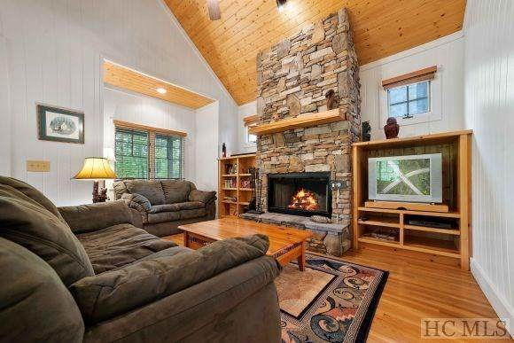 80 First Tee Trail A, Cashiers, NC 28717 (MLS #93535) :: Berkshire Hathaway HomeServices Meadows Mountain Realty