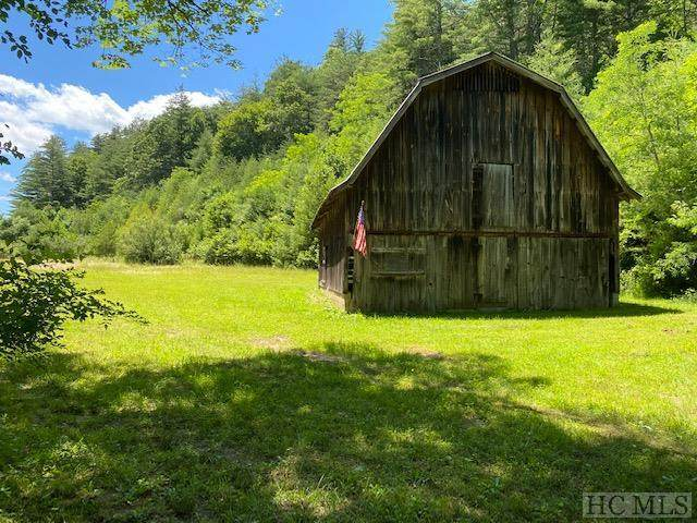 TBD Us 64E, Cashiers, NC 28717 (MLS #93963) :: Berkshire Hathaway HomeServices Meadows Mountain Realty