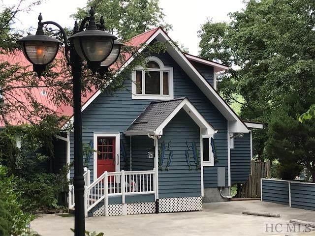 86 Vandora Lane, Glenville, NC 28736 (MLS #94258) :: Berkshire Hathaway HomeServices Meadows Mountain Realty