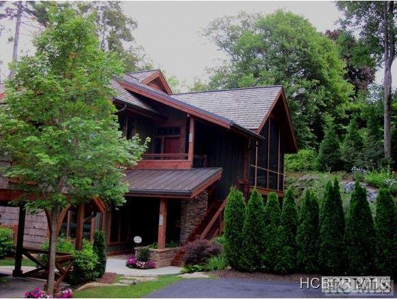 479 Spring Street B, Highlands, NC 28741 (MLS #94696) :: Berkshire Hathaway HomeServices Meadows Mountain Realty