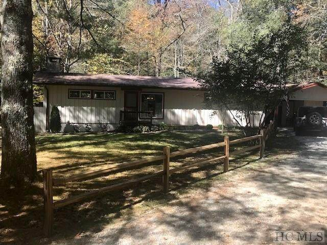 336 Shortoff Road, Highlands, NC 28741 (MLS #95095) :: Pat Allen Realty Group