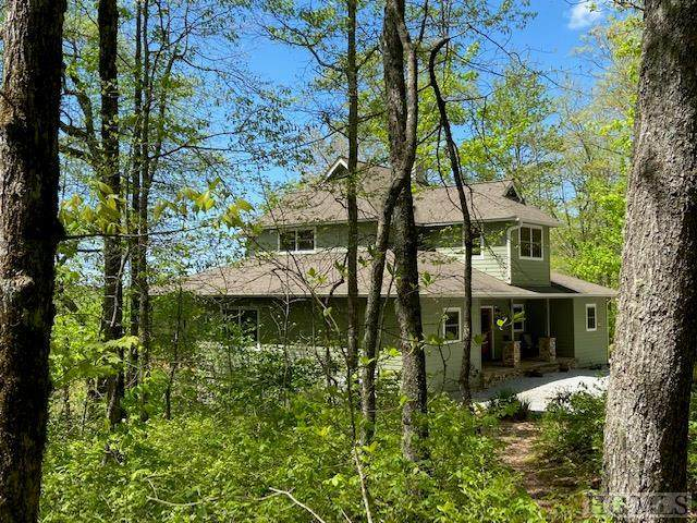 1888 Highland Gap Road, Scaly Mountain, NC 28775 (MLS #96367) :: Berkshire Hathaway HomeServices Meadows Mountain Realty