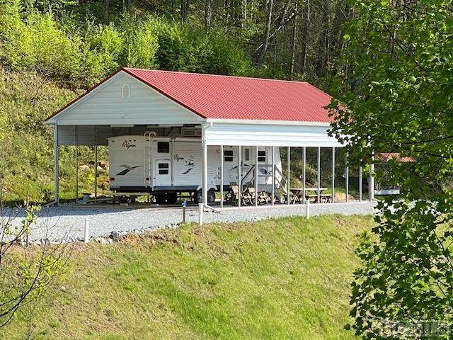 166 High Pocket Dr, Cullowhee, NC 28723 (MLS #96563) :: Berkshire Hathaway HomeServices Meadows Mountain Realty