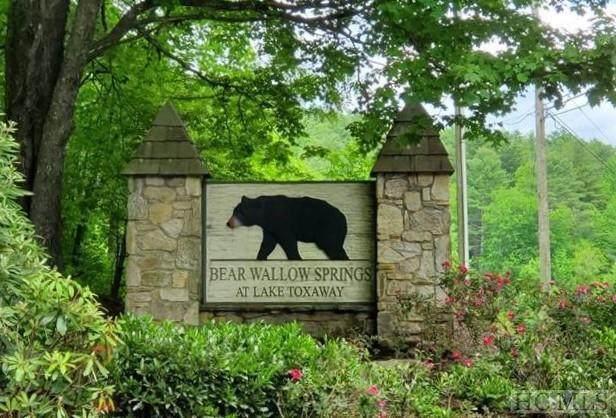 G9 Mills Lane, Lake Toxaway, NC 28747 (MLS #97531) :: Berkshire Hathaway HomeServices Meadows Mountain Realty