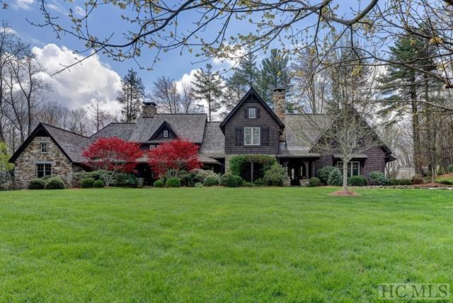 361 Cross Creek Trail, Cashiers, NC 28717 (MLS #81405) :: Berkshire Hathaway HomeServices Meadows Mountain Realty