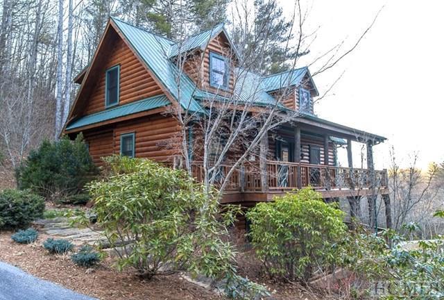 194 Triple Creek Drive, Cullowhee, NC 28723 (MLS #82395) :: Lake Toxaway Realty Co