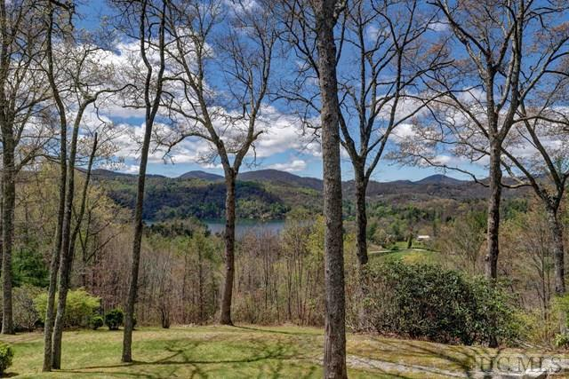 91 Lakeside Circle Drive, Glenville, NC 28736 (MLS #83665) :: Berkshire Hathaway HomeServices Meadows Mountain Realty