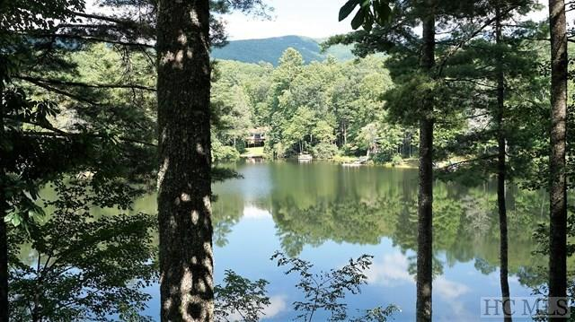 358 West Christy Trail, Sapphire, NC 28774 (MLS #84669) :: Berkshire Hathaway HomeServices Meadows Mountain Realty