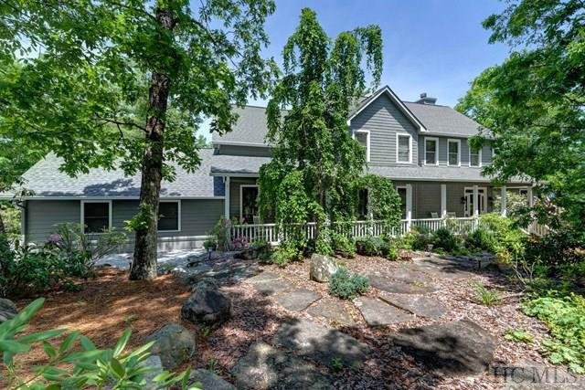 185 Woods Summit Lane, Cashiers, NC 28717 (MLS #85334) :: Berkshire Hathaway HomeServices Meadows Mountain Realty