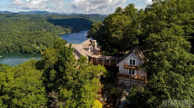 1160 Bright Mountain Road, Cashiers, NC 28717 (MLS #86278) :: Landmark Realty Group