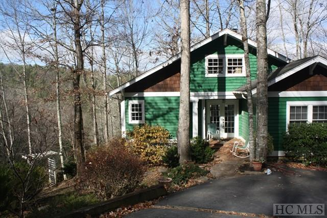 Lot 16 Woods Mountain Trail, Cullowhee, NC 28723 (MLS #87196) :: Berkshire Hathaway HomeServices Meadows Mountain Realty