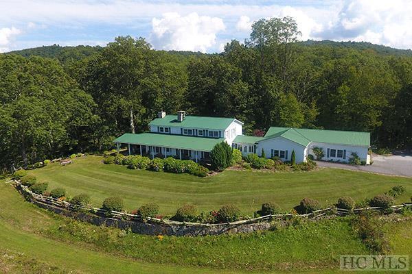 5532 Big Ridge Road, Glenville, NC 28736 (MLS #88192) :: Berkshire Hathaway HomeServices Meadows Mountain Realty