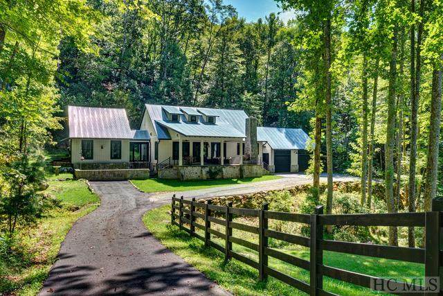 67 Chimney Overlook Dr., Scaly Mountain, NC 28775 (MLS #94374) :: Berkshire Hathaway HomeServices Meadows Mountain Realty