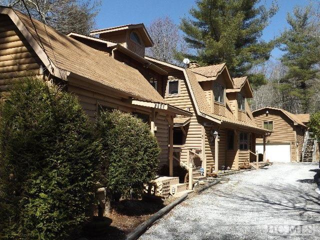 1111 Shirley Pressley Road, Glenville, NC 28736 (MLS #78863) :: Lake Toxaway Realty Co