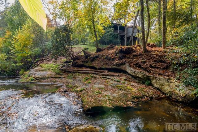 192 Tall Cedars, Glenville, NC 28736 (MLS #83378) :: Berkshire Hathaway HomeServices Meadows Mountain Realty
