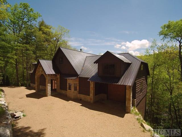 83 Ridge Trail, Highlands, NC 28741 (MLS #85792) :: Lake Toxaway Realty Co