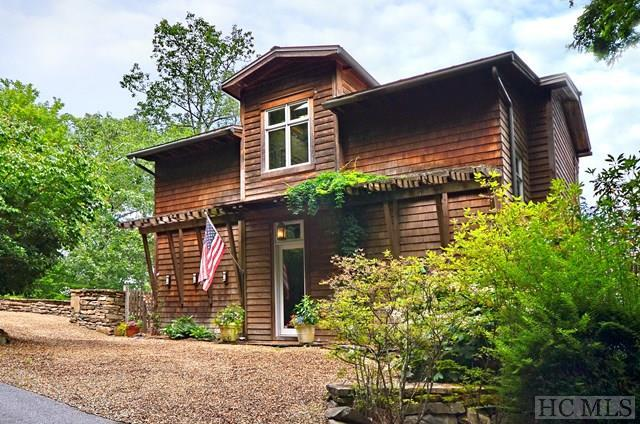 1048 Bright Mountain Road, Cullowhee, NC 28723 (MLS #85887) :: Berkshire Hathaway HomeServices Meadows Mountain Realty