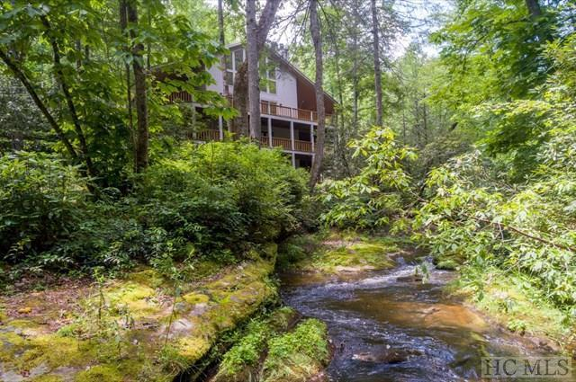 1484 Spring Valley Road, Cashiers, NC 28717 (MLS #86356) :: Berkshire Hathaway HomeServices Meadows Mountain Realty