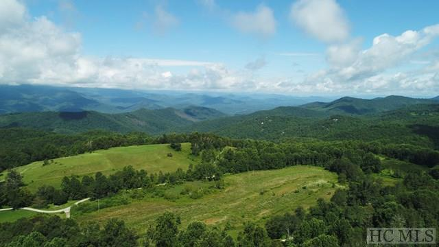 Lot 18 Thomas Knob Trail, Scaly Mountain, NC 28474 (MLS #86692) :: Berkshire Hathaway HomeServices Meadows Mountain Realty