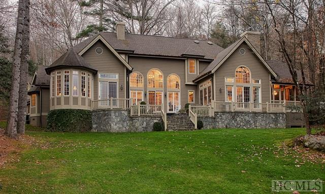 27 Cardinal Drive East, Lake Toxaway, NC 28747 (MLS #87205) :: Lake Toxaway Realty Co