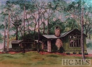 1135 Big Bear Pen Road, Highlands, NC 28741 (MLS #87325) :: Berkshire Hathaway HomeServices Meadows Mountain Realty