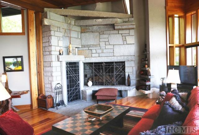 156 Devils Courthouse View, Cashiers, NC 28717 (MLS #87695) :: Lake Toxaway Realty Co