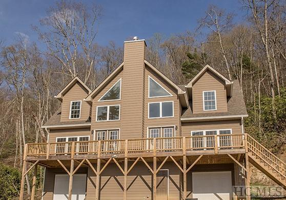 632 Quiet Water Cove Road, Cullowhee, NC 28723 (MLS #88057) :: Lake Toxaway Realty Co