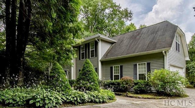 45 Chestnut Lane, Highlands, NC 28741 (MLS #91479) :: Berkshire Hathaway HomeServices Meadows Mountain Realty