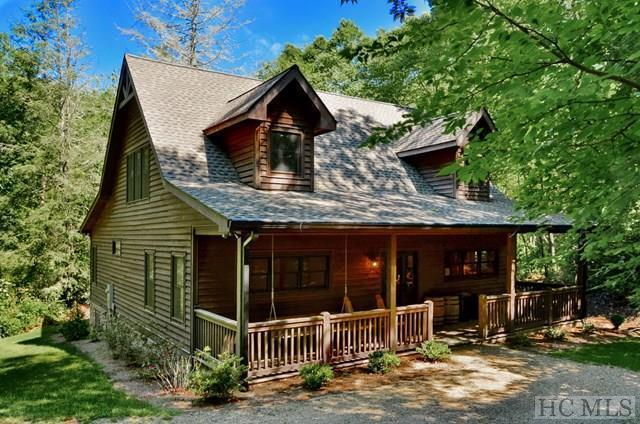 48 Highland Bog Court, Sapphire, NC 28774 (MLS #84204) :: Berkshire Hathaway HomeServices Meadows Mountain Realty