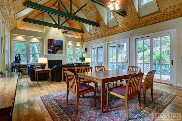 522 Bald Rock Drive West, Sapphire, NC 28774 (MLS #86916) :: Lake Toxaway Realty Co