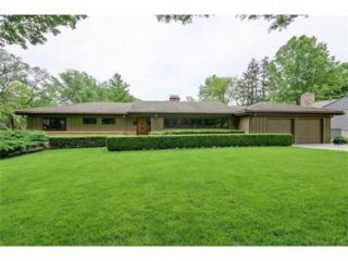 5927 Cherokee Drive, Fairway, KS 66205 (#2046018) :: The Shannon Lyon Group - Keller Williams Realty Partners
