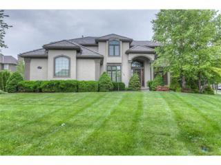 5400 W 148 Terrace, Leawood, KS 66224 (#2047355) :: The Shannon Lyon Group - Keller Williams Realty Partners