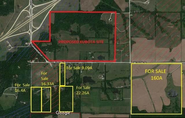 32275 W 207th Street, Edgerton, KS 66021 (#2084456) :: Team Real Estate