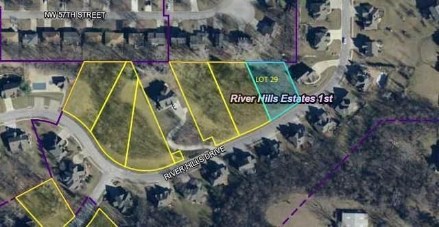 Lot 29 River Hills Drive, Parkville, MO 64152 (#2145811) :: Ron Henderson & Associates