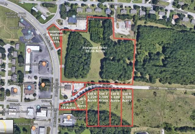 W Foxwood Drive, Raymore, MO 64083 (#2153560) :: Five-Star Homes