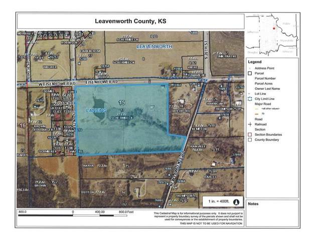 Eisenhower Road, Leavenworth, KS 66048 (#2185258) :: Ron Henderson & Associates