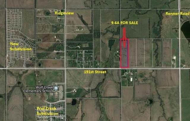 Lot 1 W 191st Street, Spring Hill, KS 66083 (#2200398) :: Eric Craig Real Estate Team