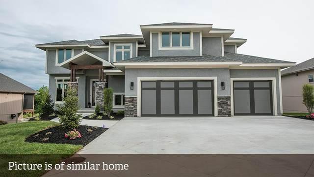 2412 NE Sweet Water Circle, Lee's Summit, MO 64086 (#2207559) :: Eric Craig Real Estate Team