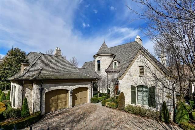 711 Ward Parkway, Kansas City, MO 64112 (#2209276) :: Five-Star Homes