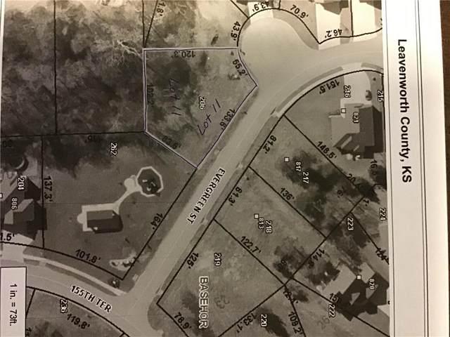 Lot 11 Evergreen Street, Basehor, KS 66007 (#2217520) :: House of Couse Group