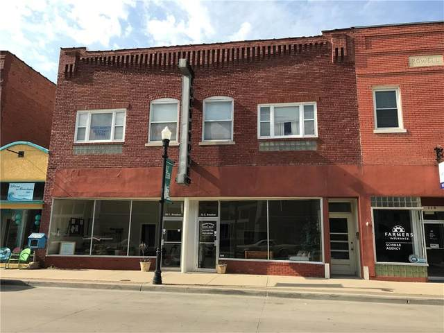 110 E Broadway Avenue, Excelsior Springs, MO 64024 (#2218965) :: The Kedish Group at Keller Williams Realty