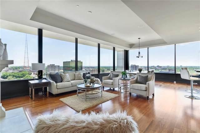 700 W 31st Street #1004, Kansas City, MO 64108 (#2224288) :: Dani Beyer Real Estate