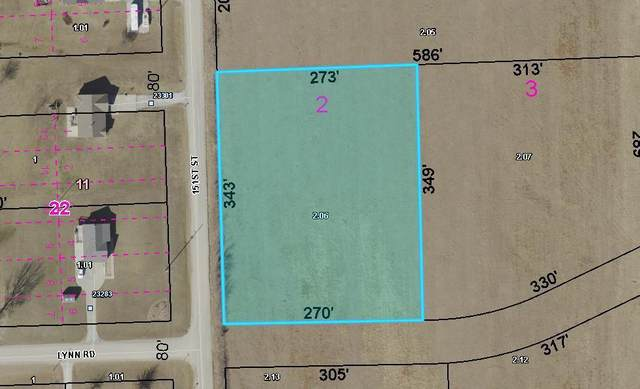 Lot 2 Lynn Road, Leavenworth, KS 66048 (#2224846) :: Beginnings KC Team