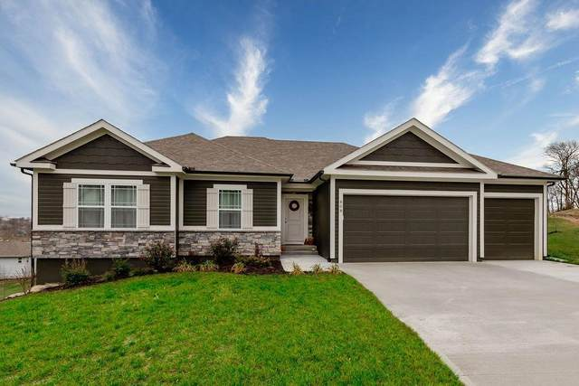 1406 NW Aspen Circle, Grain Valley, MO 64029 (#2225638) :: Ask Cathy Marketing Group, LLC