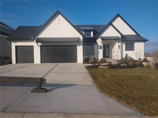 3806 W 158 Terrace, Overland Park, KS 66224 (#2233336) :: House of Couse Group