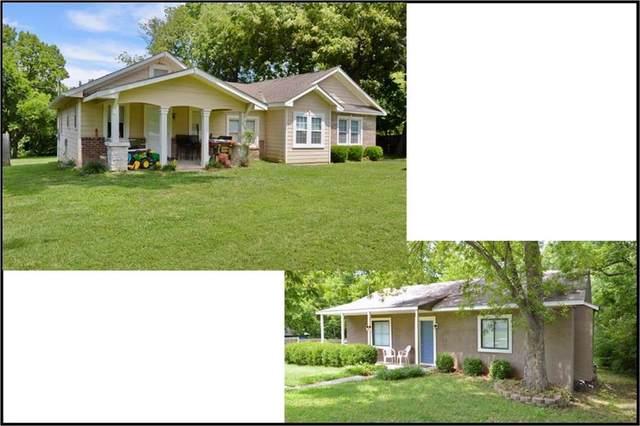 3706 NE 57th Terrace, Gladstone, MO 64119 (#2233458) :: Ask Cathy Marketing Group, LLC